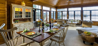 Country Style Luxury Home Interior Design