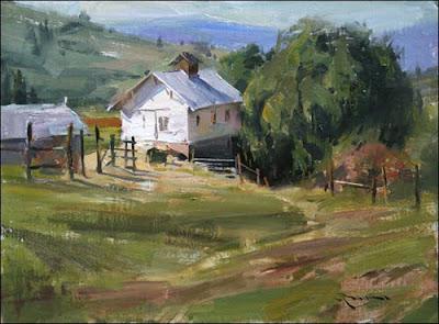 Amazing Landscape Painting1