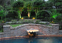 Home Landscape Design Lighting