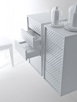Bathroom Furniture in Black and White