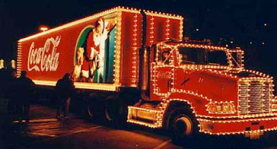Coke Christmas Lights