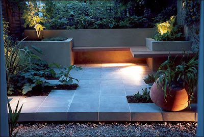Hixton-inspired landscape design of the garden