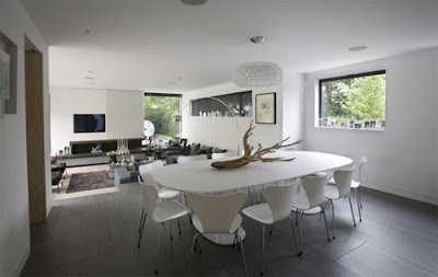 millbrae house modern home design in north west london