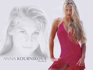 HOT RUSSIAN TENNIS PLAYER ANNA KOURNIKOVA