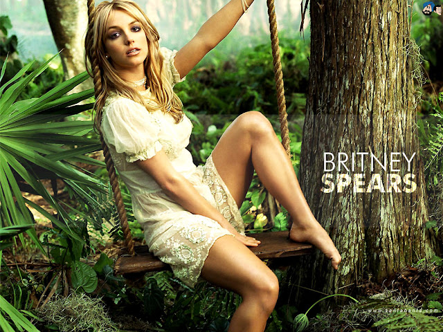 Britany Spears HQ Wallpaper