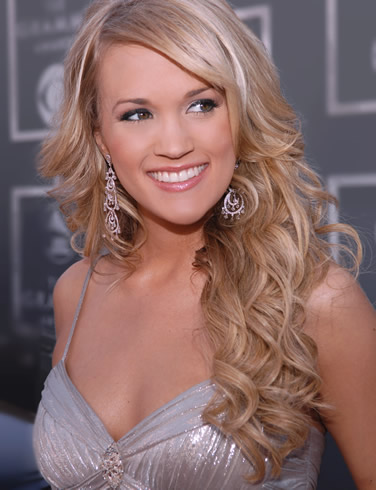 carrie underwood wedding hair pictures. carrie underwood hair. rimzhim