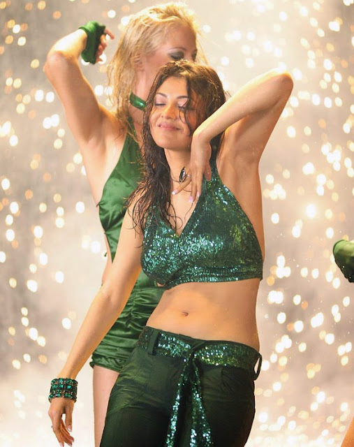 Kajal Agarwal Sexy Item Song Stills From &#8216;Merupu&#8217; Movie
