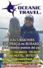 Excursiones de Pesca en Rosario