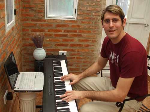 Curso de Piano y Teclado por Marcos Sasone