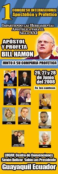CONGRESO APOSTOLICO Y PROFETICO