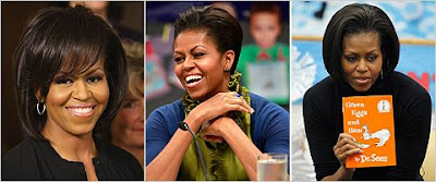 Michelle Obama's Evolution