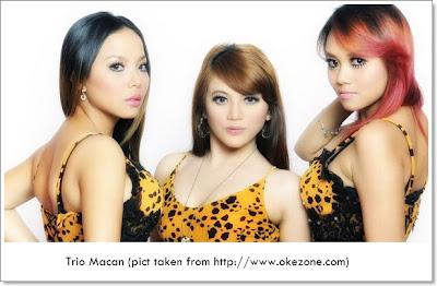 3 Macan atau Trio Macan ?