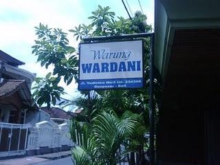Nasi Campur Warung Wardani
