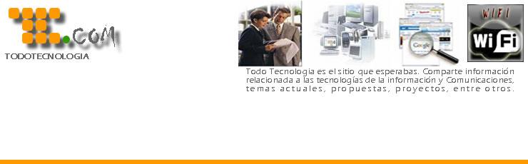 TODOTECNOLOGIA.COM