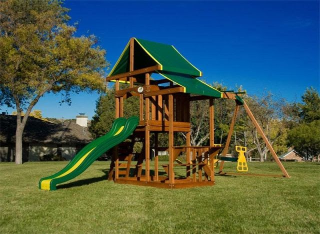 and create n adventure wooden play sets recalled by backyard leisure