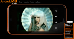 Android Au With Lady Gaga