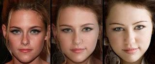 Kristen Stewart dan Miley Cyrus