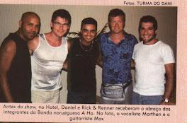 A-ha Brasil 2002