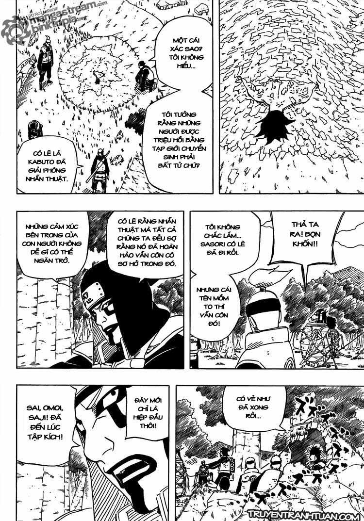 Naruto - Chapter 519 - Pic 4