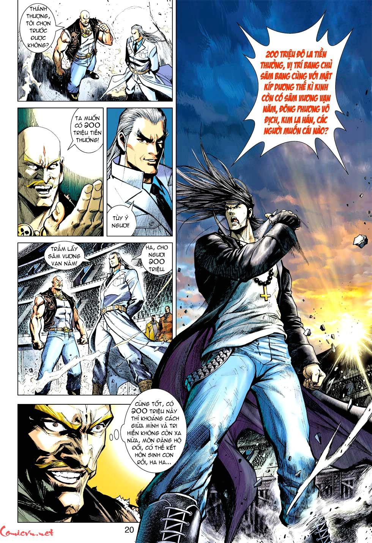 Vương Phong Lôi 1 chap 32 - Trang 19