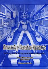 """Tapa del libro """"Economía y Derechos Humanos"""""""