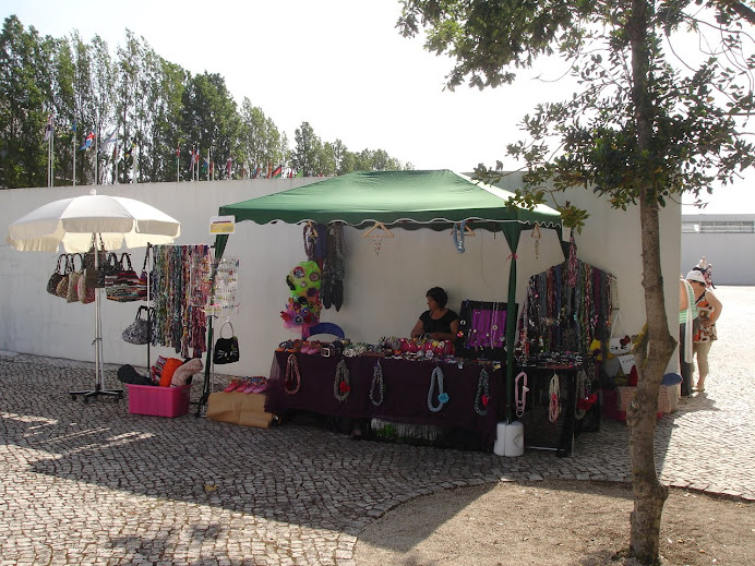 V feira de artesanato Parque das Nações - Lisboa