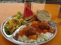 Éberség : Cabella, tányér étel