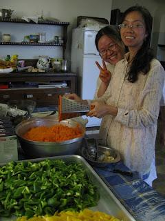 Éberség : Cabella, a konyhán