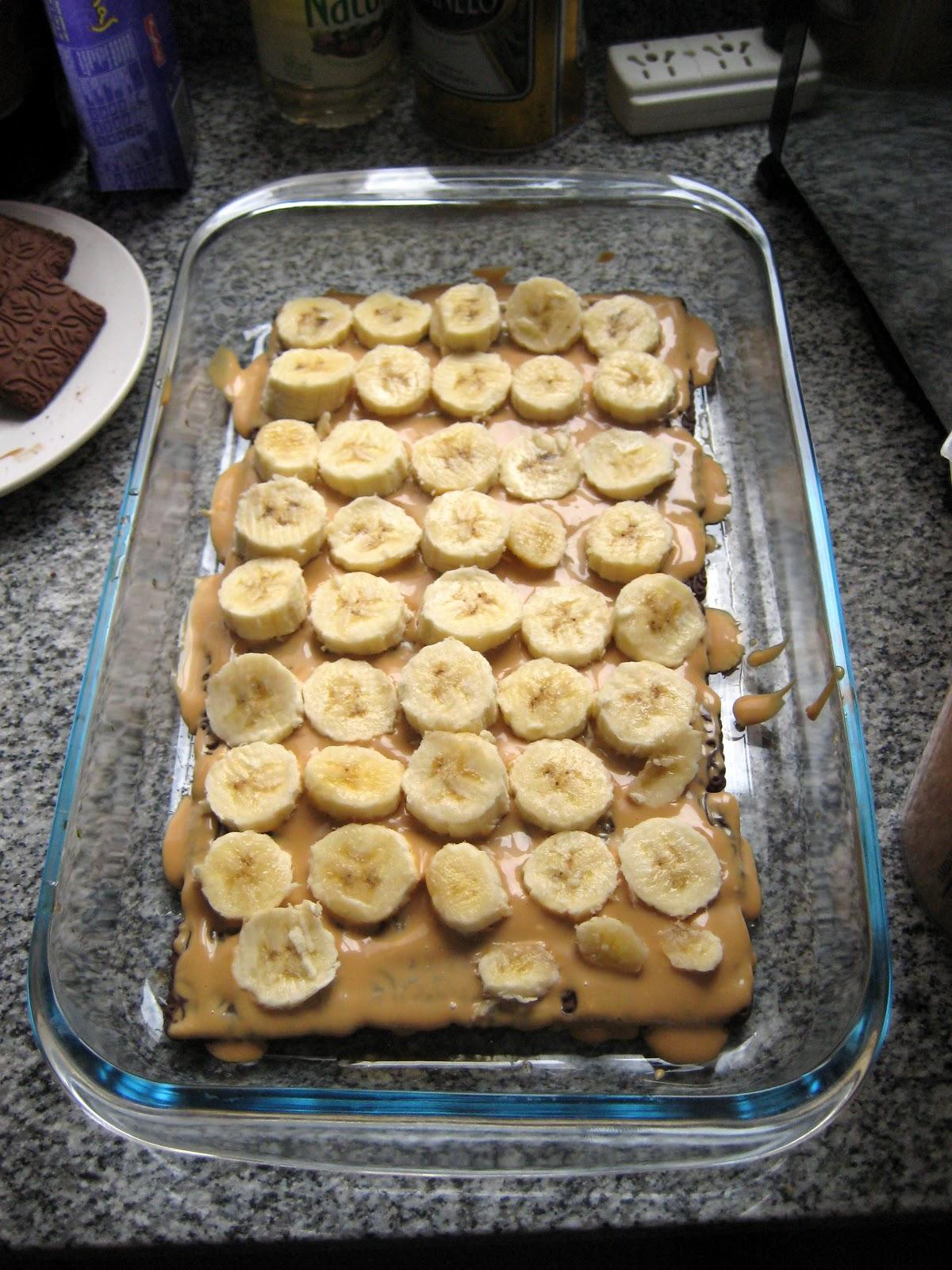 Resultado de imagen para chocotorta con banana