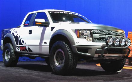 Advanced Automotive: 2011 Ford F-150 SVT Raptor