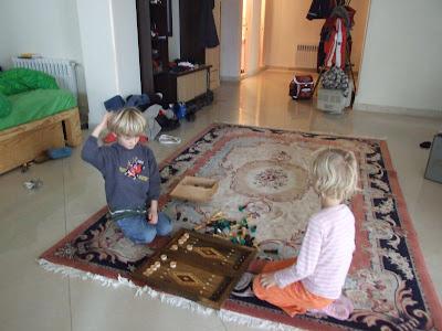 Teppich und Taorouf