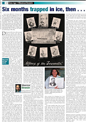 "Part II of The Irish Echo's ""The Jeannette Tragedy"" about Jerome Collins, pub. 7/15/08"