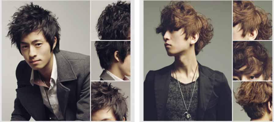 Gambar+Style+Rambut+Pria GambarModelRambutPriaTerbaruGayaRambut