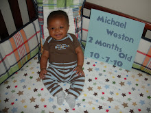 Michael  2 Months Old