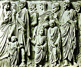 Matrimonio Romano Definicion : Derecho romano derecho de familia