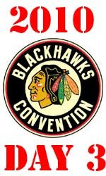 2010 'Hawks Con – Day Three
