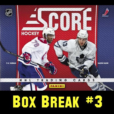 2010-11 Score Hockey box break #3