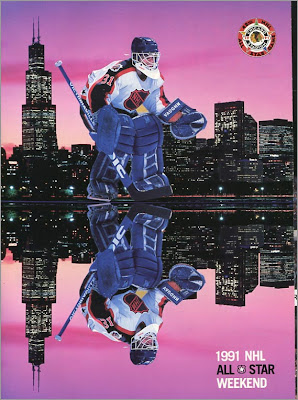 1991 All-Star Game Program