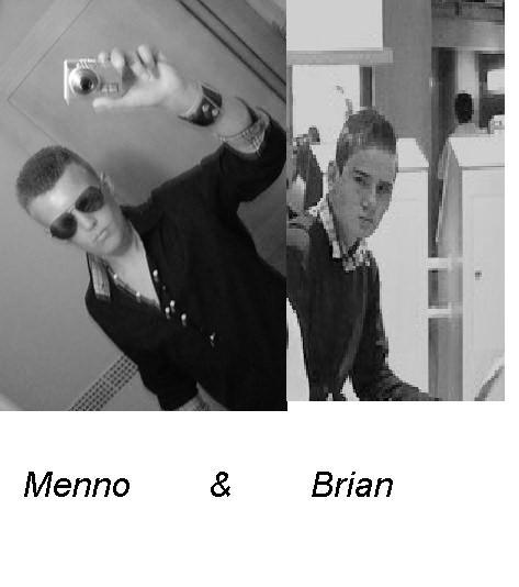 Bad Boys 4 Life: Menno & Brian: Hoofdpersonen Bad Boys For Life