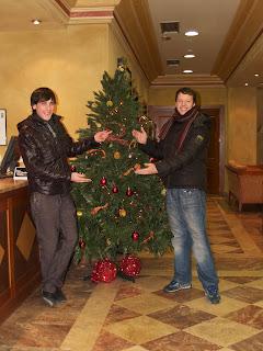 Pesadilla antes de navidad villava