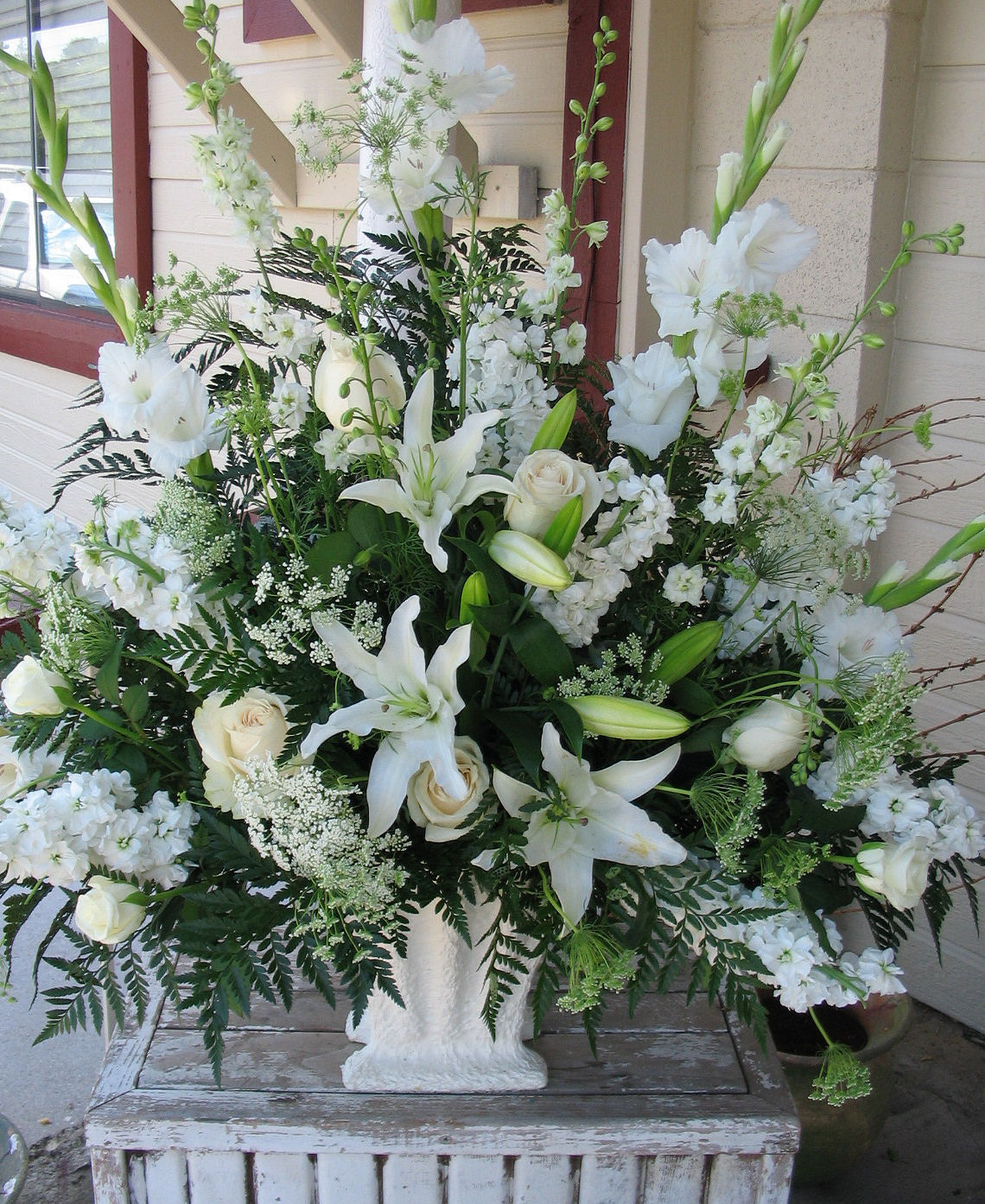 Pictures Of Wedding Altar Flowers: Wedding. Romance. Party. Happiness Moment. Ideas. Sharing