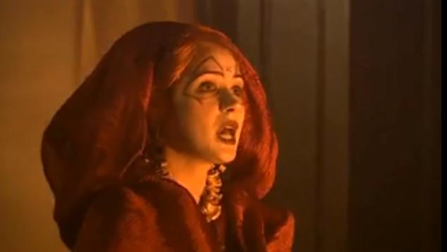 Karen Gillan in The Fires of Pompeii