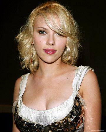 Scarlett Johansson Hair