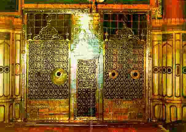 Muhammad 29 Tomb Kisah Jarak Nabi