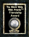 World Wide Web Friendship Award dari Rechie