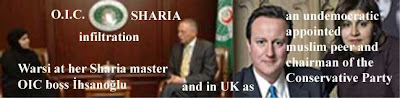 Muslim sharia traitor Sayeeda Warsi calls pious muslims idiots