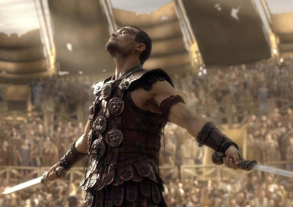 It Cant All Be Dior Spartacus Gods Of The Arena