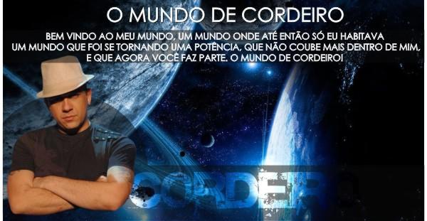 O MUNDO DE CORDEIRO