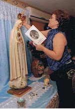 CORONACION DE LA VIRGEN DE FATIMA