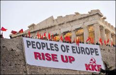 Con il popolo greco in lotta